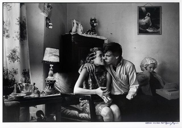 , 'Uptown Chicago,' 1965, Charles A. Hartman Fine Art