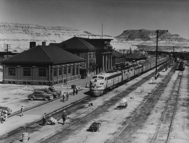 richard steinheimer westbound city of los angeles 2 p m train rh artsy net