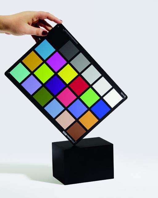 , 'Untitled (Color Checker X-rite),' 2014, Galerie Christophe Gaillard