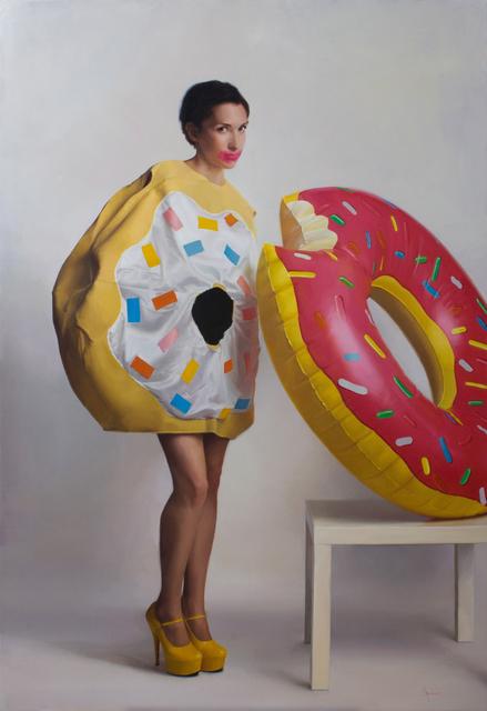 SJ Fuerst, 'Donut', 2018, Sturgis Art Gallery