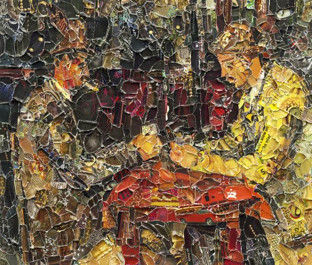 Vik Muniz, 'The Card Players, after Cezanne', 2012, galerie nichido / nca | nichido contemporary art