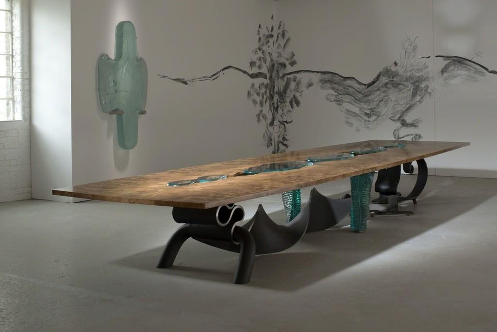 Awesome Danny Lane, U0027Burr Oak Tableu0027, Inception Gallery