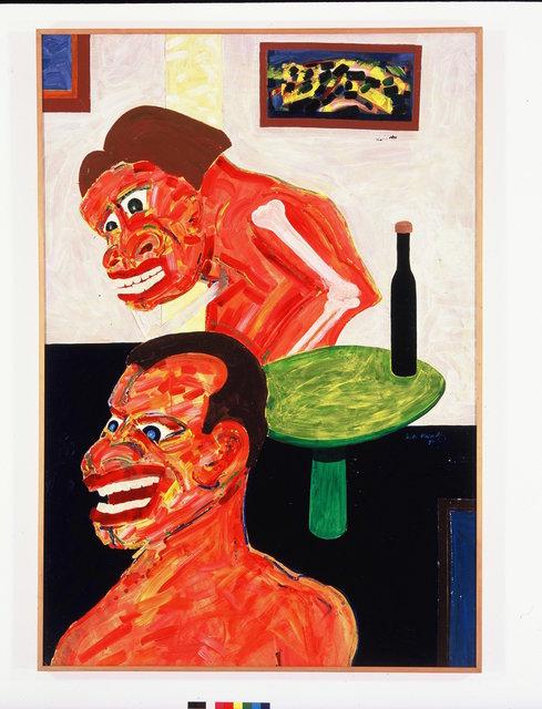 , 'Untitled,' 1987, Galeria Luisa Strina