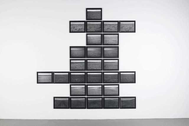 , 'Lie Down, Get Up, Walk On,' 2015, Galleria Michela Rizzo