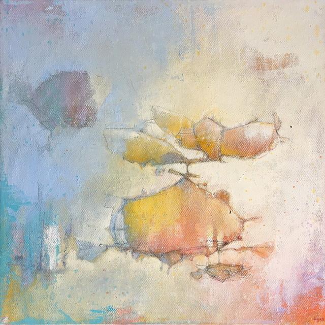 Joshua Hogan, 'Drifting Like Clouds', 2017, Vault Gallery