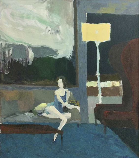 , 'West Perch,' 2014, parts gallery