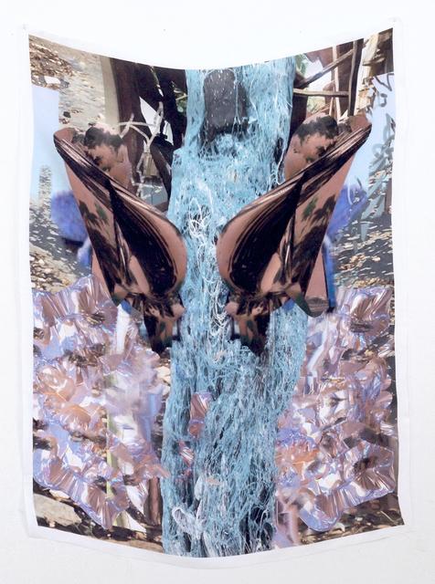 , 'my internet and ocean twin,' 2017, ltd los angeles