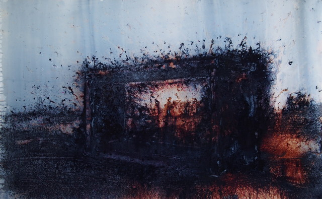 , 'Judd Marfa Chinati 1 (Citation D. Judd),' 2018, ONIRIS - Florent Paumelle