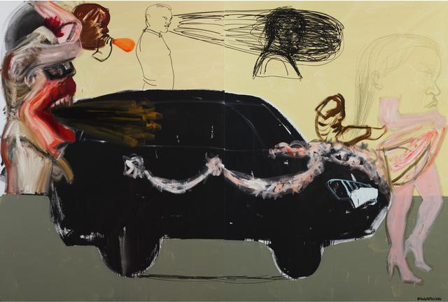 Vlada Ralko, 'Procession', 2018, Voloshyn Gallery