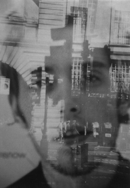 , 'Chico cristal - Londres,' 2017, Luis Adelantado