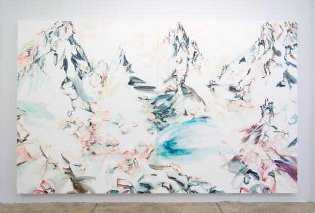 Elisa Johns, 'Palisade Basin', 2017, Morgan Lehman Gallery
