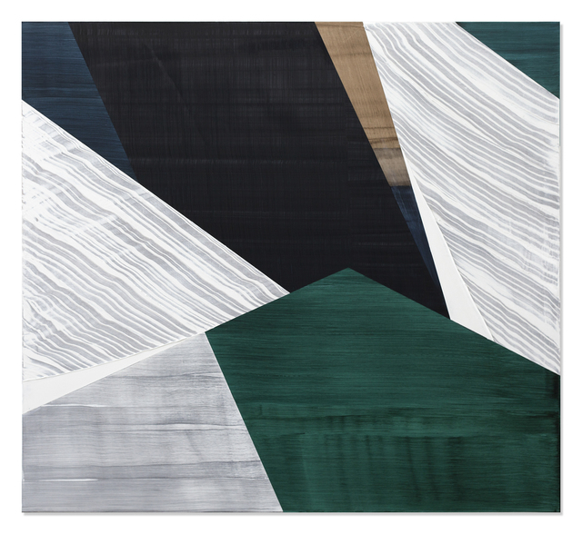 , 'SP Black 2,' 2019, Sundaram Tagore Gallery