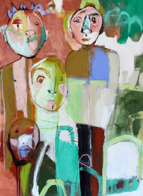 Vikki Drummond, 'ELECTRIC AVENUE', 2018, ARTE funktional