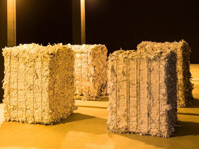 , 'Repap Paper Repap Paper,' 2015, CCA Andratx Kunsthalle