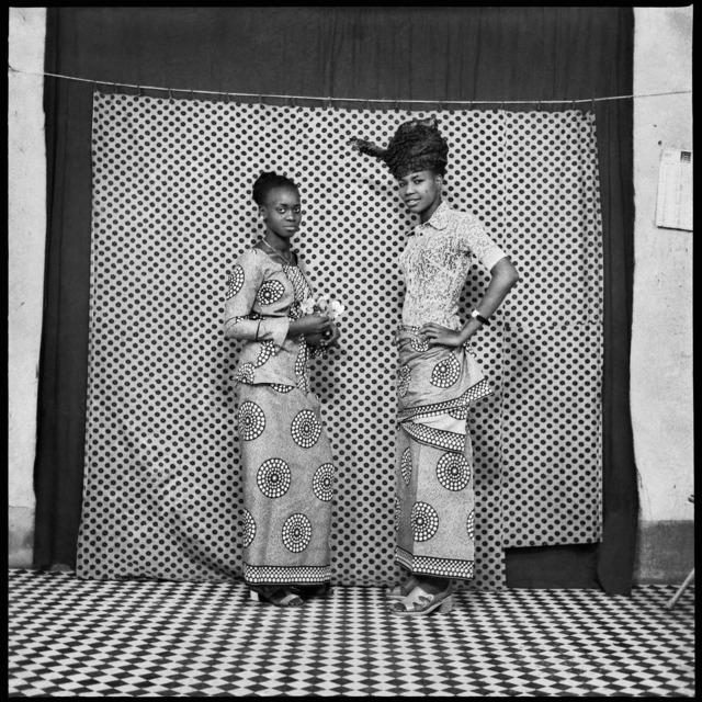 , 'Les Deux Amies au Pagne,' 1972, Yossi Milo Gallery