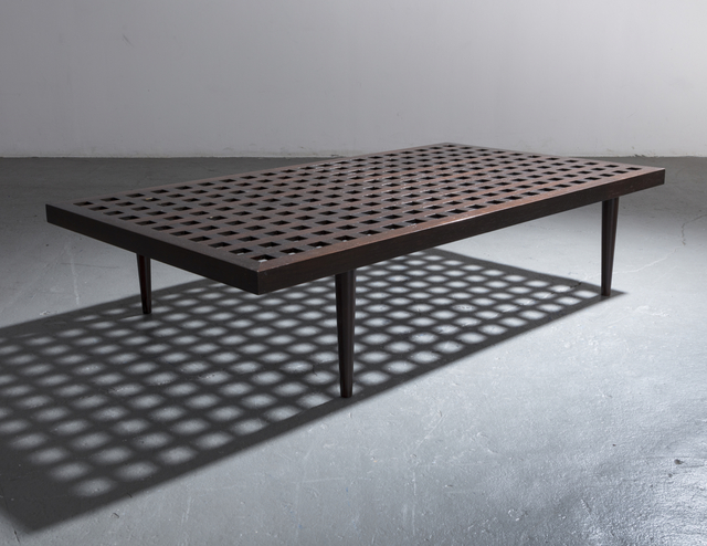 , 'Checkerboard coffee table,' ca. 1950, R & Company