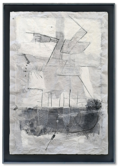 Claudia Barthoi, 'D3', 2017, Galerie Heike Strelow
