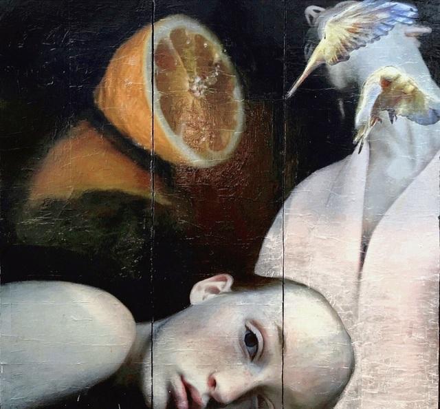 Lavely Miller-Kershman, 'Orange ', 2019, Artist's Proof