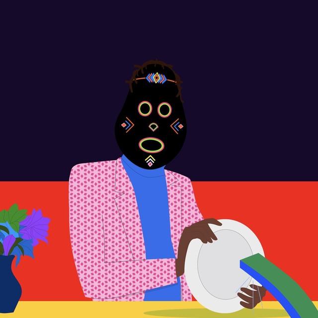 Dennis Osadebe, 'Holiday Duties', 2018, Contemporary Collective Gallery