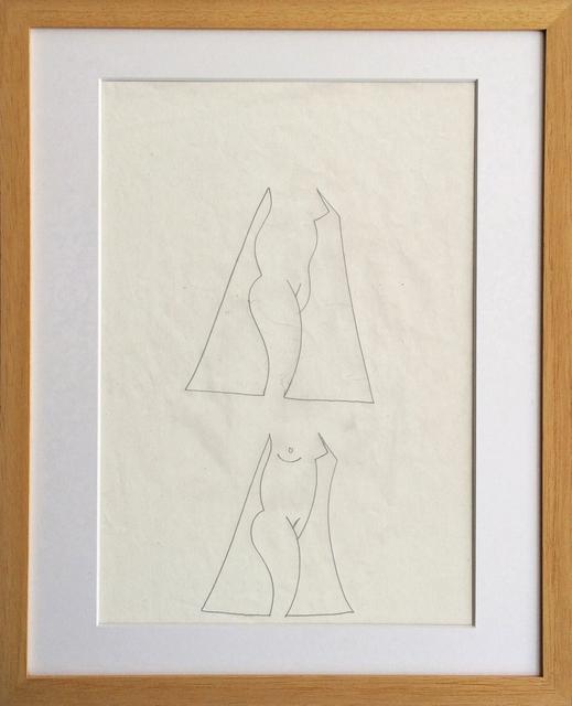 , 'Abstract female form,' 2015, Ruttkowski;68