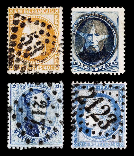 , 'Império Postal #1 (Postal Empire),' 2016, Anita Schwartz Galeria de Arte