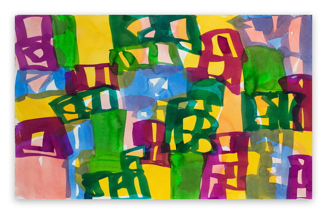 Melissa Meyer, 'Ambassade 47 (Abstract Expressionism painting)', 2007, IdeelArt