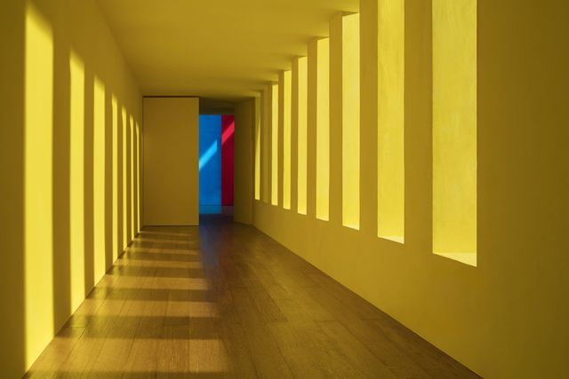 , 'Yellow Passage,' 2017, Templon