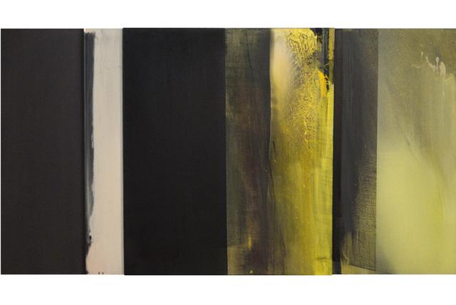 , 'Partitura 2,' 2014, PontArte