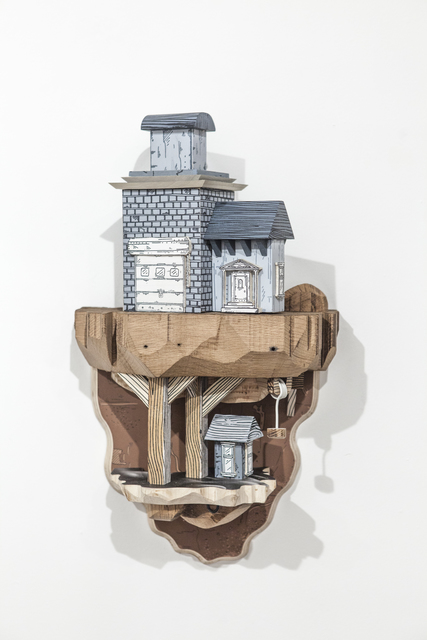 , 'Garage Land,' 2015, Paradigm Gallery + Studio