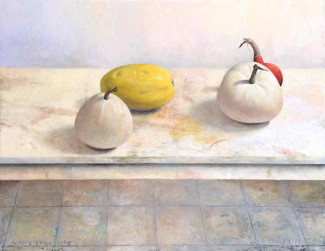 Jim Phalen, 'White Still Life', 2016, Dolby Chadwick Gallery