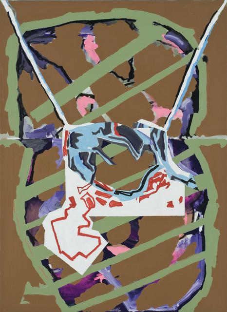 , 'Cosa-Agujero,' 2011, Aurora Vigil-Escalera Art Gallery