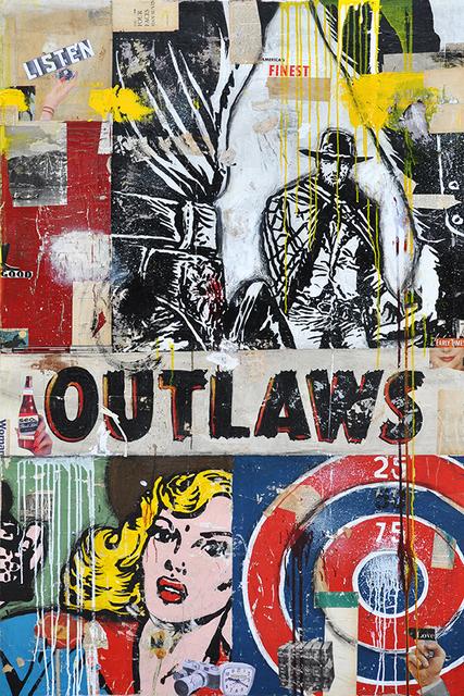Greg Miller, 'Outlaws',  , JoAnne Artman Gallery