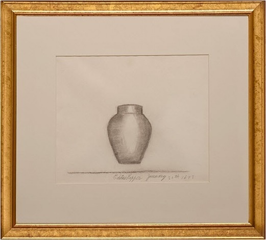 , 'Vase,' 1893, Thurston Royce Gallery of Fine Art, LTD.