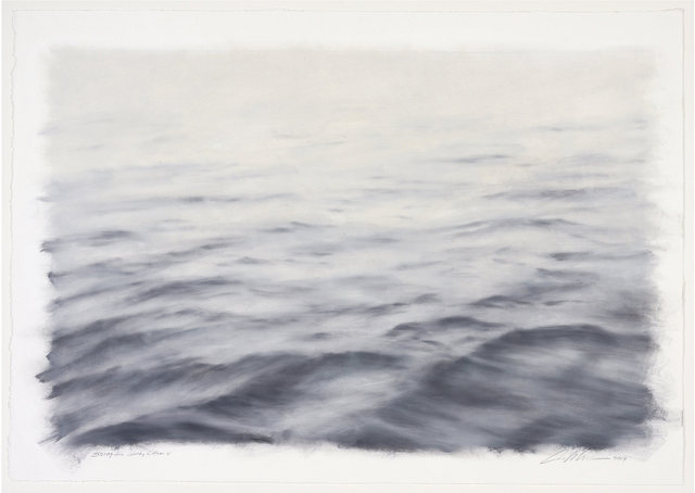 Clifford Smith, 'Study for Gray Calm V', 2009, Gerald Peters Gallery