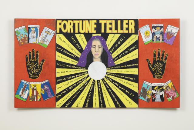 , 'Fortune Teller,' 2018, Galerie Forsblom