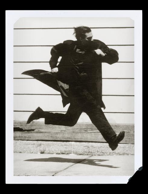 , 'Running Man, L'Uomo Vogue,' 1992, CHRISTOPHE GUYE GALERIE