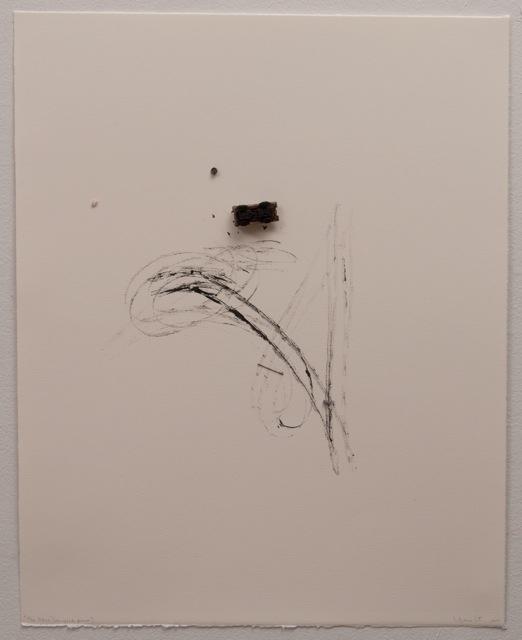 , 'The accident car upside down,' 2014, Espacio Mínimo