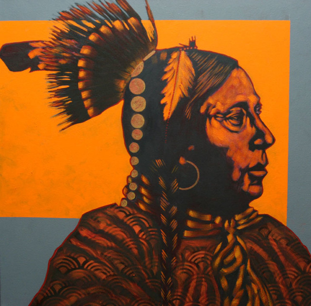 , 'Sun Boy- Kiowa ,' 2015, Bonner David Galleries