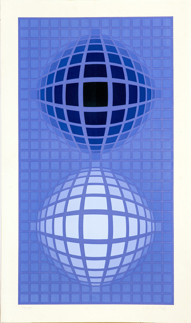 Victor Vasarely, 'Oltar', 1971, Modern Artifact