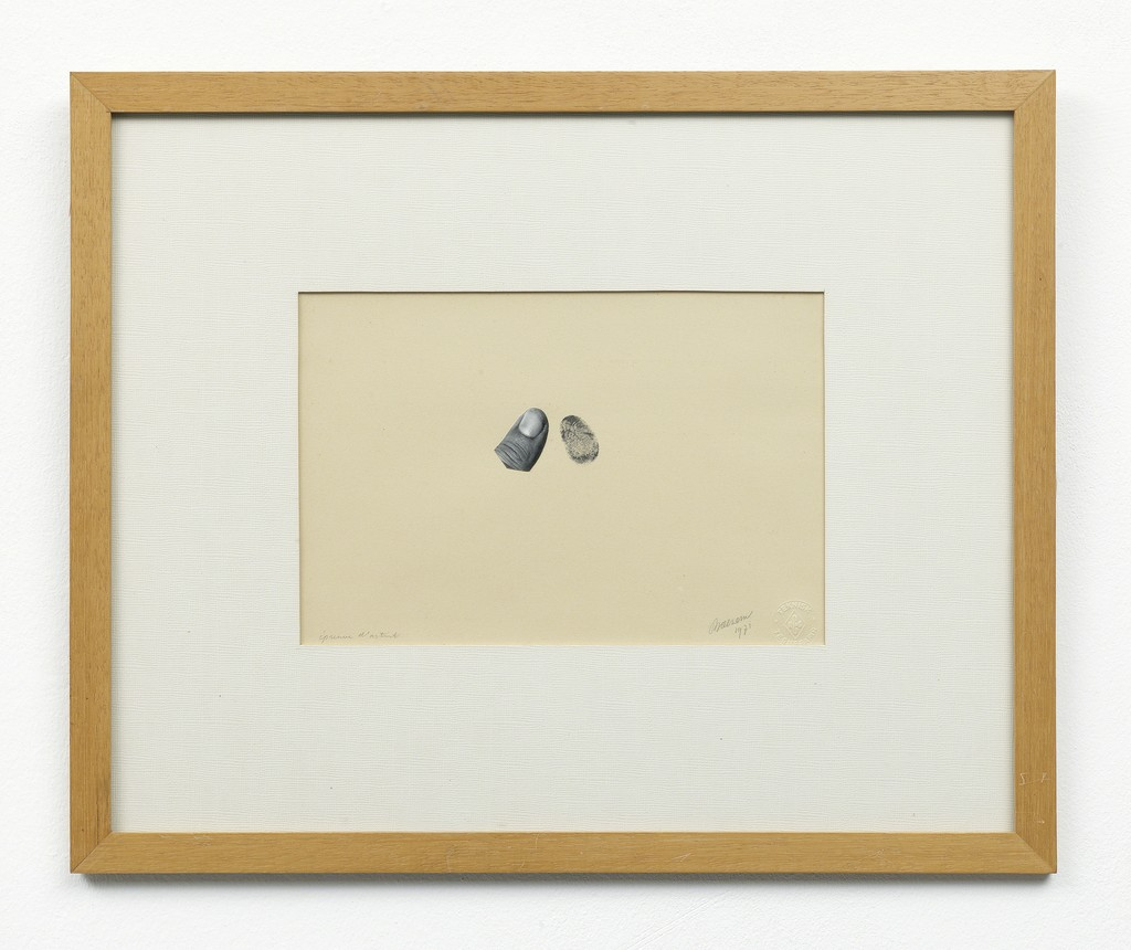 Marinus Boezem | Epreuve d\'artiste (1971) | Artsy