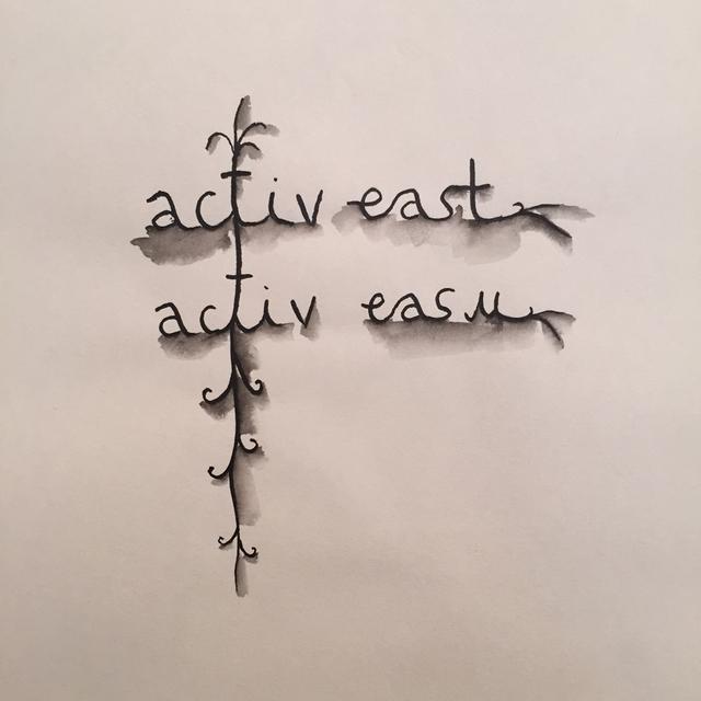 , 'Activeast Activeasm,' 2015, Jérôme Poggi
