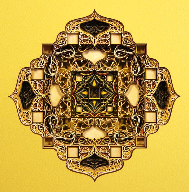 , 'Either/Or Tetragon 8.1.1,' 2015, VICTORI+MO CONTEMPORARY