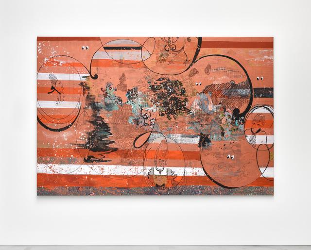 , 'Le souvenir des batailles perdues,' 2017, Galerie Christophe Gaillard