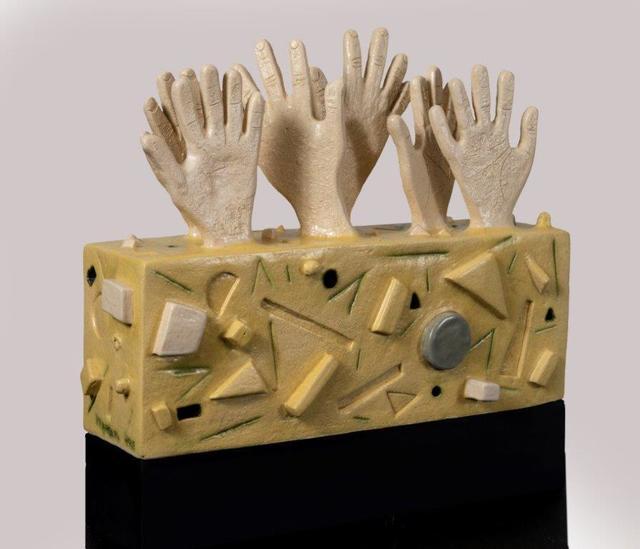 , 'Unión,' 2018, Biaggi & Faure Fine Art
