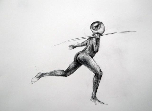 ", '""She Summons an Army"", Untitled 4,' 2018, Sapar Contemporary"