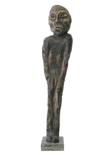 Claudio, 'Clochard I', 2004, Galerie Makowski
