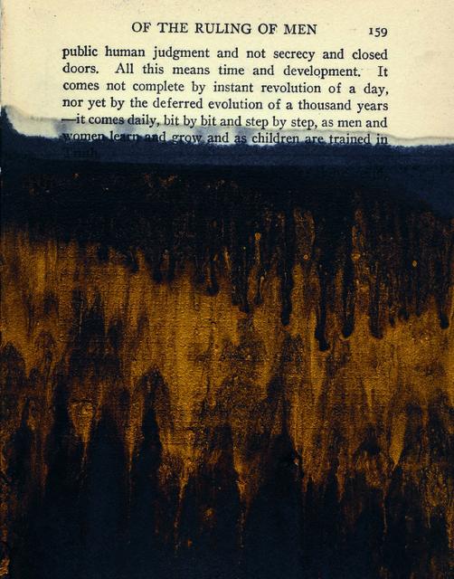 , 'Darkwater VI ,' 2016, Lehmann Maupin