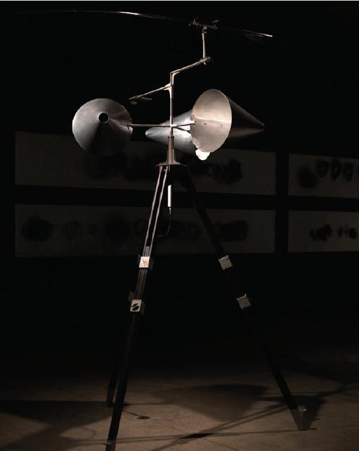 , 'Anemograph XL,' 2016, MARS