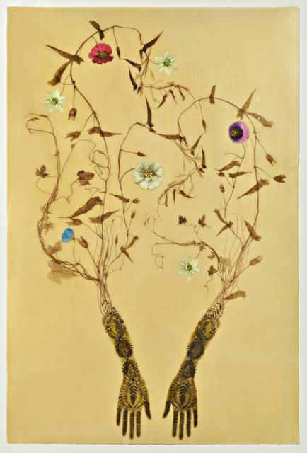 Valerie Hammond, 'Traces 32', 2014, Lisa Sette Gallery