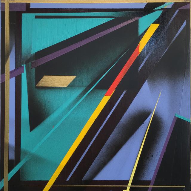 Nola Zirin, 'Yellow Zip', 2018, J. Cacciola Gallery